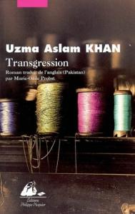 Lu pour vous - Transgression, d'Uzma Khan dans Lu pour vous