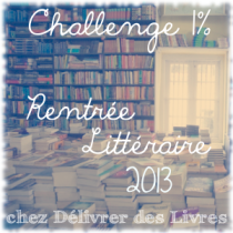 challenge 1% de la rentrée littéraire