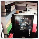 M. Pénombre libraire ouvert jour et nuit, robin Sloan, Michel Lafon, Café Powell